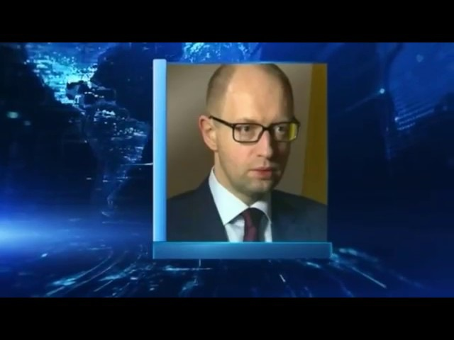 Арест Арсения Яценюка Сеня объявлен в международный розыск