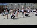 ТЕЛЬМЫ. Танец выпускников. Последний звонок