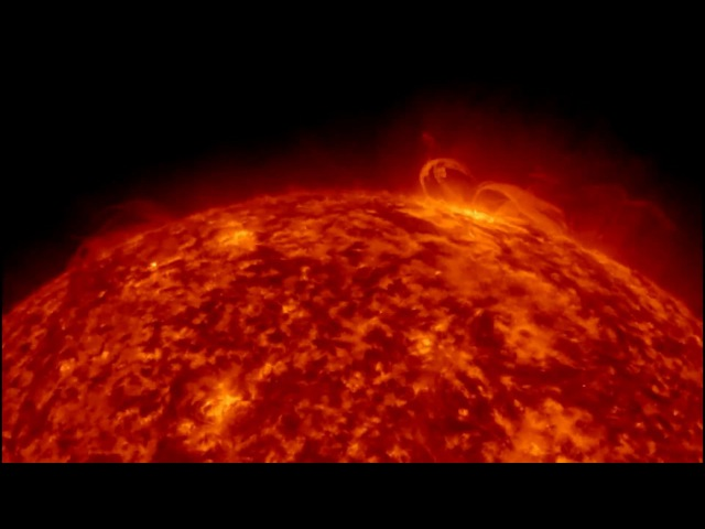 The Sun A closer look at our nearest star - Real time lapse video captured by Nasa SDO