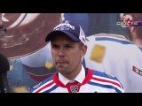 Сергей Широков на Параде чемпионов СКА