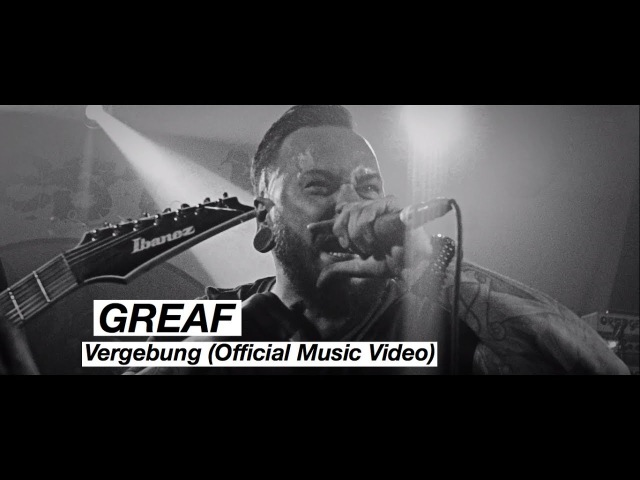 GREAF Vergebung Official Music Video