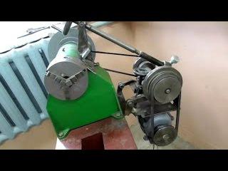 Изготовление токарно копировального станка№ 9/Production turning-copier machine