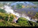 Животный мир Виктория Нил Озеро Болото Водопад Артерия Дикие просторы Серд