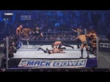 SmackDown 10-Man Tag Team Match 4 November 2010 Part 2