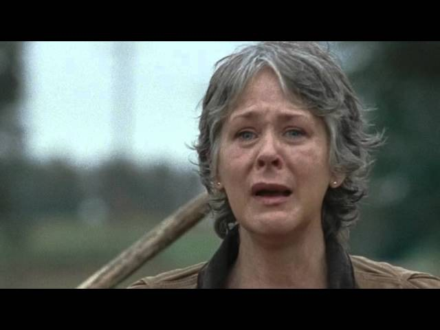 The Walking Dead 6x15 - Carol Kills People On The Road [HD 1080p] - East