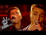 My Way - Frank Sinatra Marc Huschke vs. Alexander Wolff Cover The Voice of Germany 2015 Battle