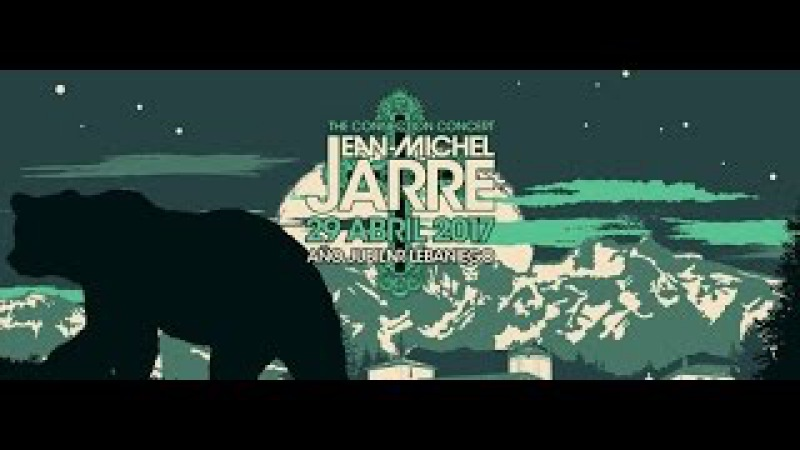Jean-Michel Jarre - The Connection Concert 29-04-2017 (Full Show)