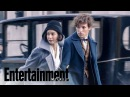 Fantastic Beasts: Eddie Redmayne Teases Newt Tina Relationship | PopFest | Entertainment Weekly