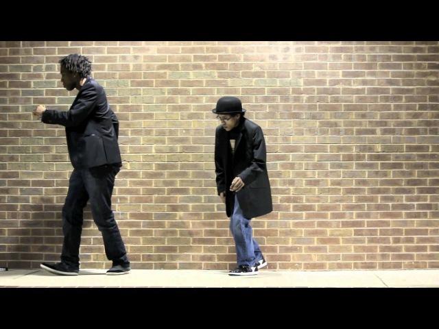 Dubstep Dance Skills | Enya - Boadicea | RemoteKontrol