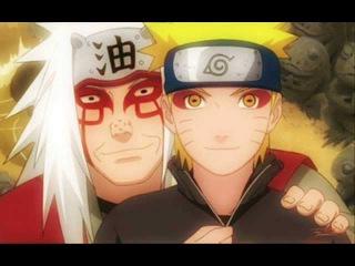 Naruto Sad song Jiraya