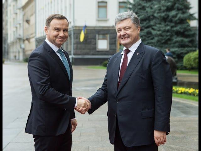 Варшава і Кіеў супраць лабістаў «Газпрому» | Варшава и Киев против лоббистов Газпрома Белсат