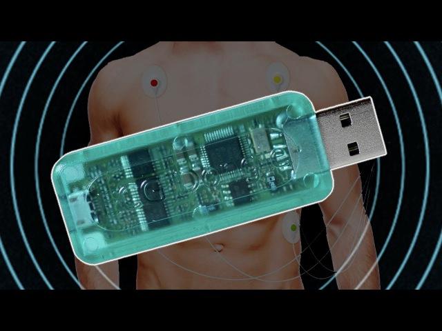 Обзор кардиофлешки ECG Dongle кардио в кармане мобильный кардиограф для снятия и анализа ЭКГ