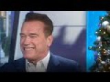 Arnold Schwarzenegger: 'Stop whining' about Trump