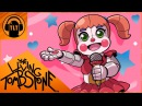 Five Nights at Freddys Sister Location Song-I Can't Fix You(FNAFSL)-The Living Tombstone Crusher-P