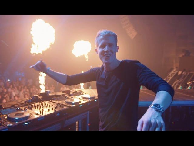 Jay Hardway - Amsterdam (AMF 2016 Anthem) [Official Music Video]