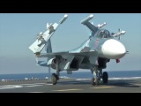 The Sukhoi Su-33 in action in Syria
