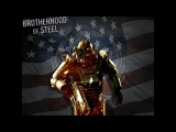 Fallout Brotherhood of steel.