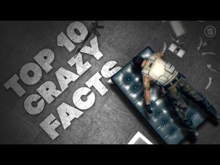 TOP 10 CRAZY FACTS ★ CS:GO