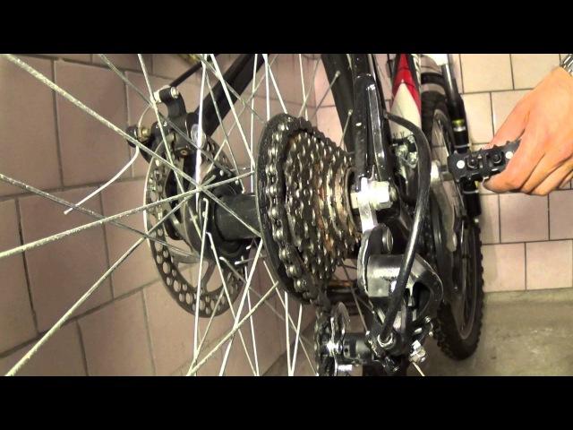 Как настроить передачи на велосипеде » Freewka.com - Смотреть онлайн в хорощем качестве