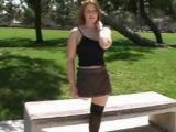 Amputee Woman RAK Heather Lewis Stocking 1