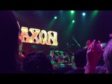 Saxon &amp UFO Full Concert at Belasco Theater, Los Angeles March 16 2017