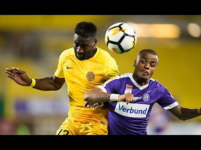 Austria Wien 0-0 AEL Limassol Full Match Europa League 27.07.2017