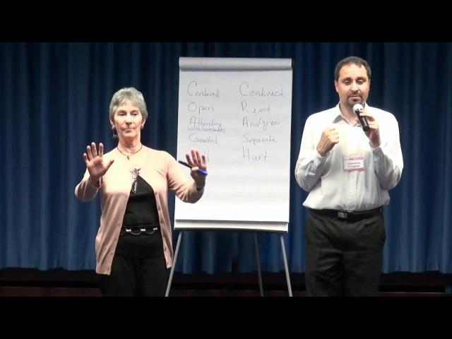 Тренинг Джудит ДеЛозье, фрагмент 1 Акинцев и Партнеры