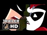 BATMAN AND HARLEY QUINN Official Trailer Teaser + Featurette (2017) DC Superhero Animated Movie HD