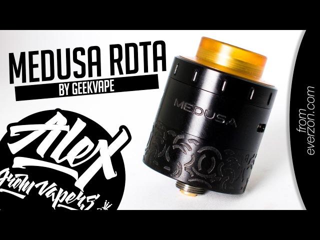 Medusa RDTA l by Geekvape