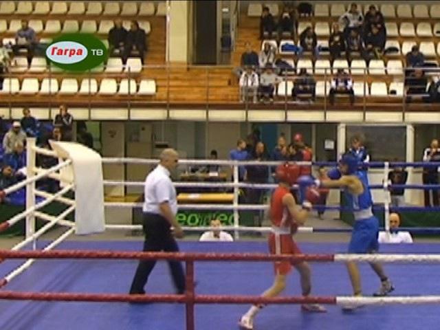 C 30 ноября по 7 декабря в Анапе проходило первенство России по боксу среди юниоров