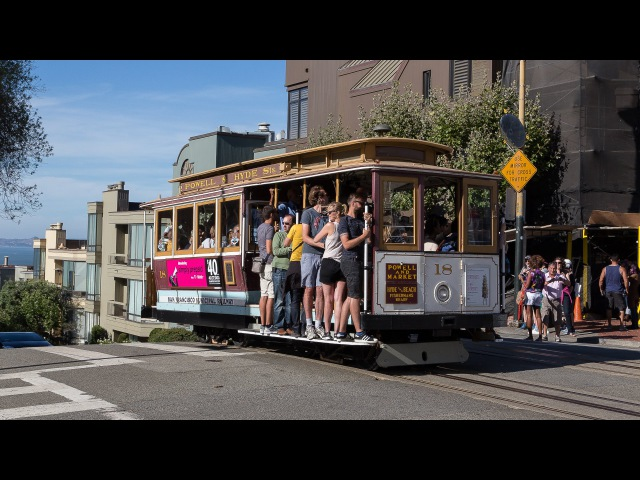 San Francisco Cable Cars and Street Cars / Original Soundtrack / Korg Kronos