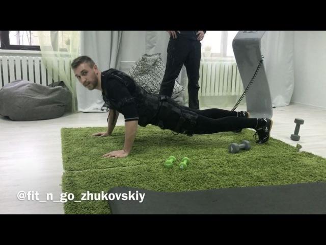 Игорь Трегубенко решил начать заниматься спортом по новым технологиям