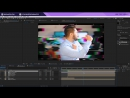 How To Create An Amazing Glitch Freeze Frame Title Effect in After Effects