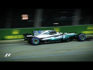 2017 Singapore Grand Prix | FP2 Highlights