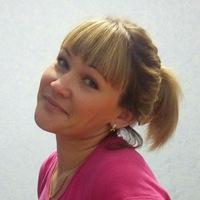 Анкета Екатерина Виноградова