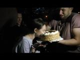 Торт в лицо