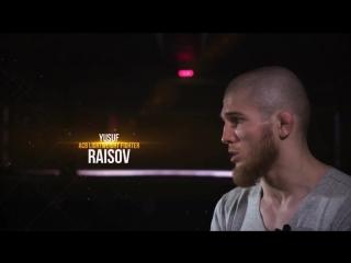 🎬Юсуф Раисов о крайнем поединке против Луиса Паломино который состоялся 19 августа на ACB67 в Грозном