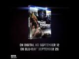 Transformers: The Last Knight Digital & BLU-RAY Release