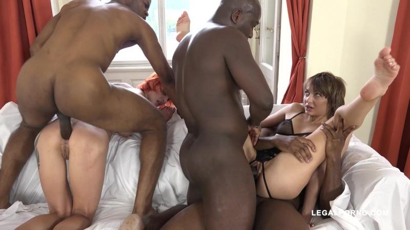 Legal Porno Lola Shine and Kessie Shy battle between two whores black bull Part 1 IV089 milf anal dp dap ass