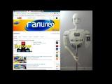 #Alex-Inmoov.  Голосовое управление роботом.