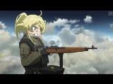 [субтитры | 11] Военная хроника маленькой девочки | Youjo Senki | 11 серия русские субтитры | Sovet Romantica