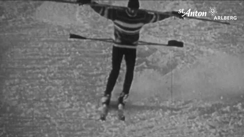 «Колиска гірськолижного спорту»: Санкт-Антон-ам-Арльберг - Die Wiege des alpinen Skilaufs: St. Anton am Arlberg