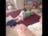 Как напугать брата
