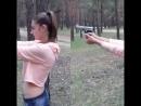 Что не смогли в словах сказать уста, Пусть пулями расскажет пистолет.