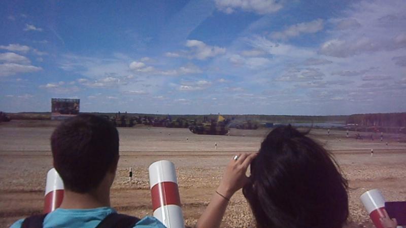 Танковый биатлон 03.08.2015 02