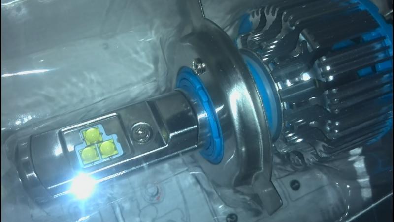 Turbo Led H1. H4. H11(H8).