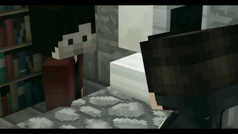 Паранормальное явление 2 серия Minecraft сериал 1