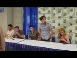 › Автограф-сессия в рамках конвенции «Comic-Con» › 20.07.2017 (Сан-Диего, штат Калифорния)