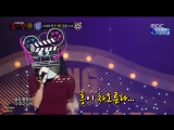 161002 Seulgi (Red Velvet) VS Popcorn girl - Genie (Girls' Generation Cover) @ King of Masked Singer