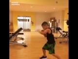 10-летний боксер